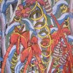 Thomas-Fey Wandmalerei